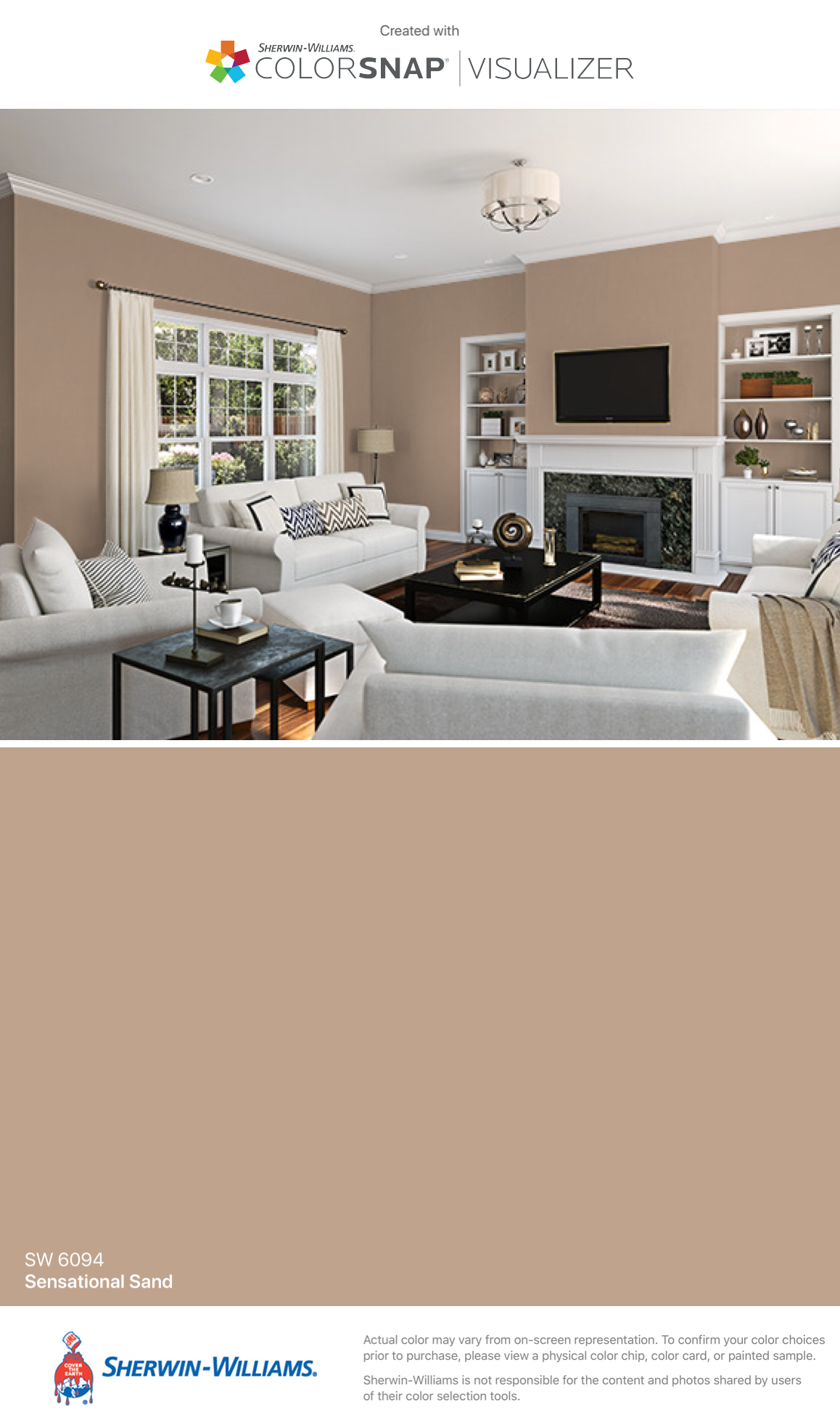 Wohnzimmer Wandfarbe Sand Family Room Sherwin Williams Sensational Sand Sw 6094 House