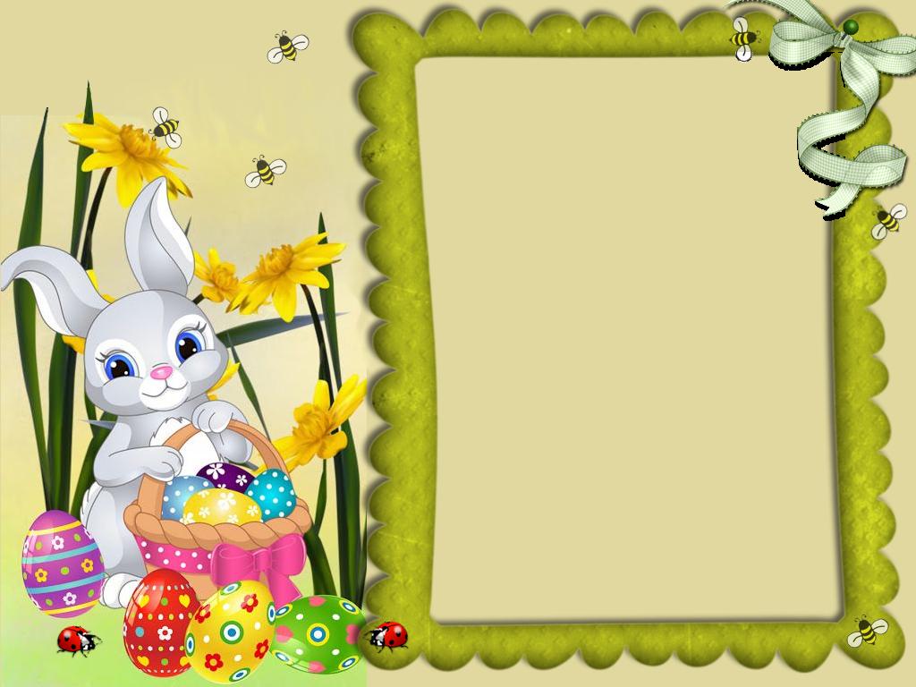 Easter Frame Png Easter Frame Easter Crafts Easter