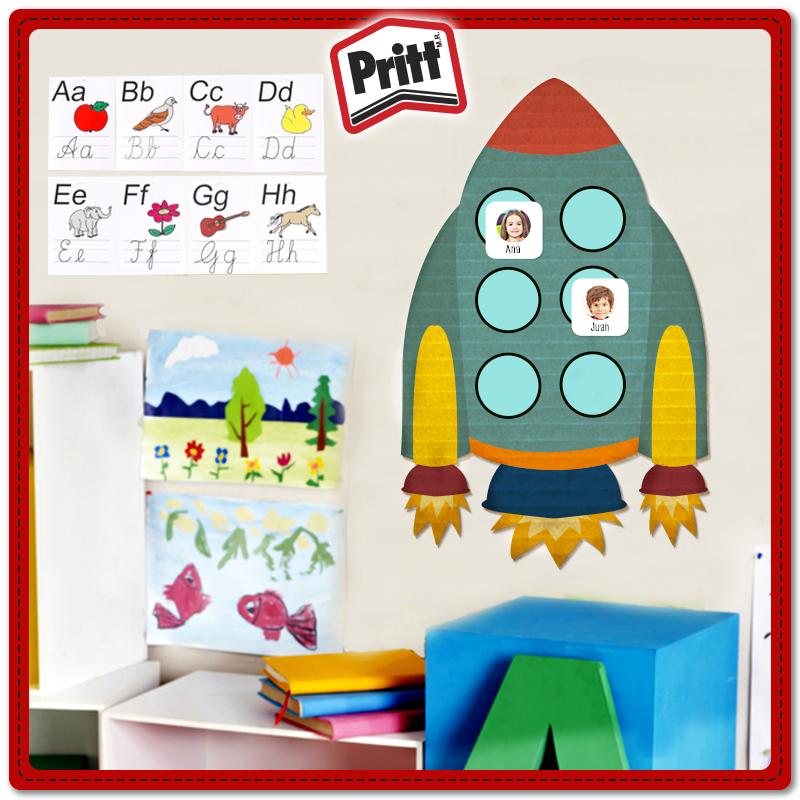 Mrpritt tiene esta divertida idea para pasar asistencia for Actividades divertidas para el salon de clases