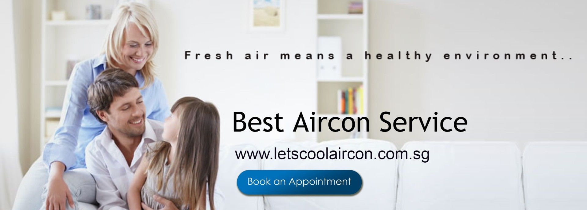 We Provide Best Air conditioner Servicing in Singapore