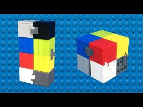 Simple LEGO Infinity Cube Hack - Turn your Infinity Cube into a ...