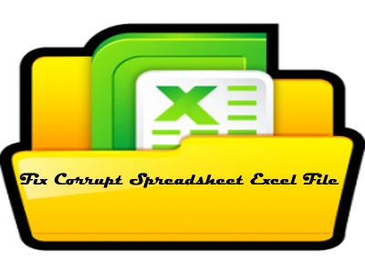 Complete tutorial to fix errors and restore corrupt spreadsheet