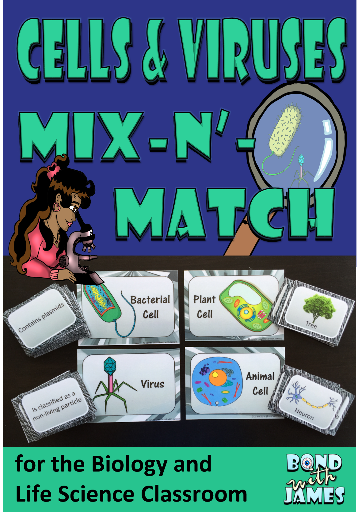 Cells And Viruses Mix N Match Activity