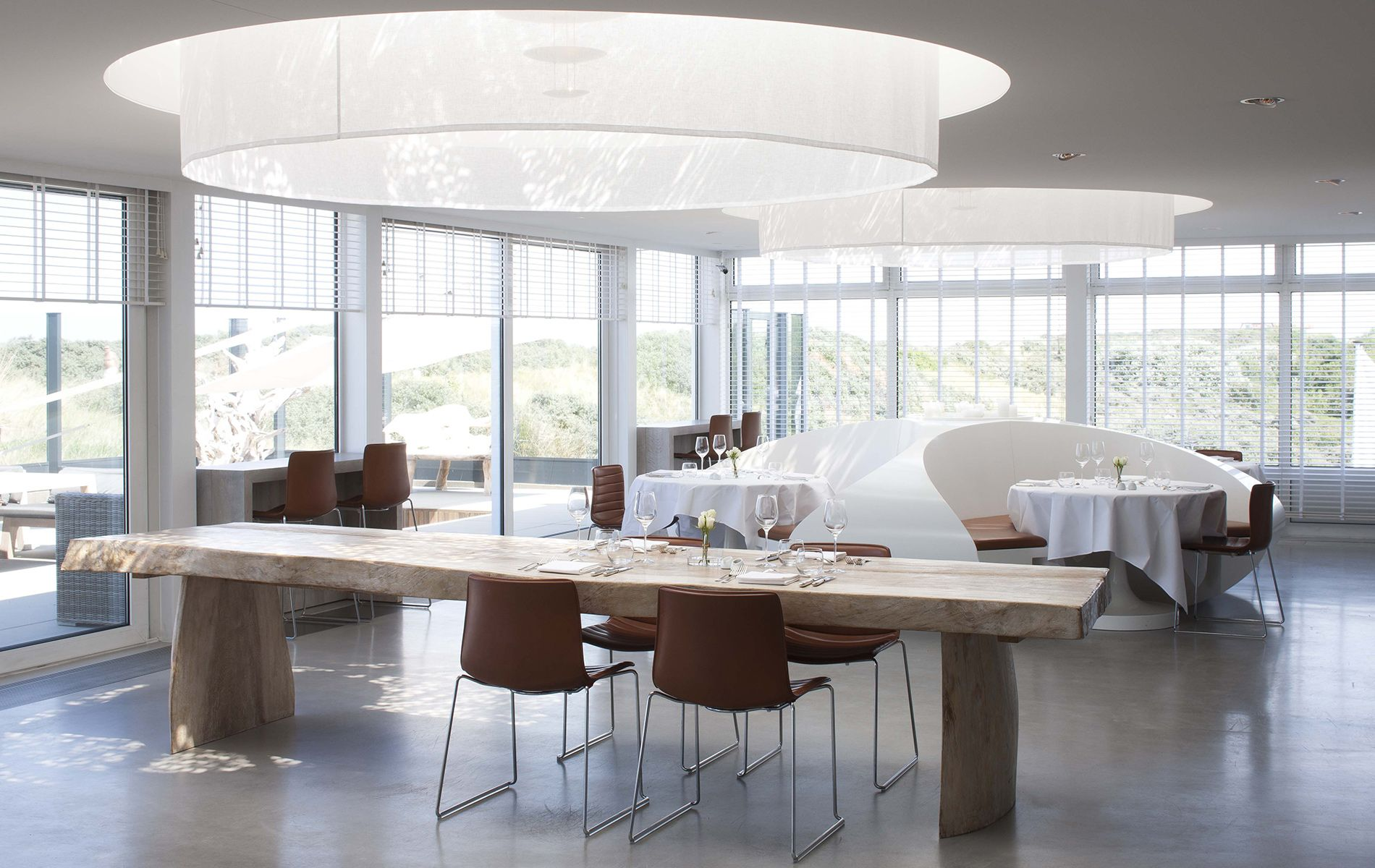 Pure C - by RR Interieur - chairs ARPER | kitchens | Pinterest
