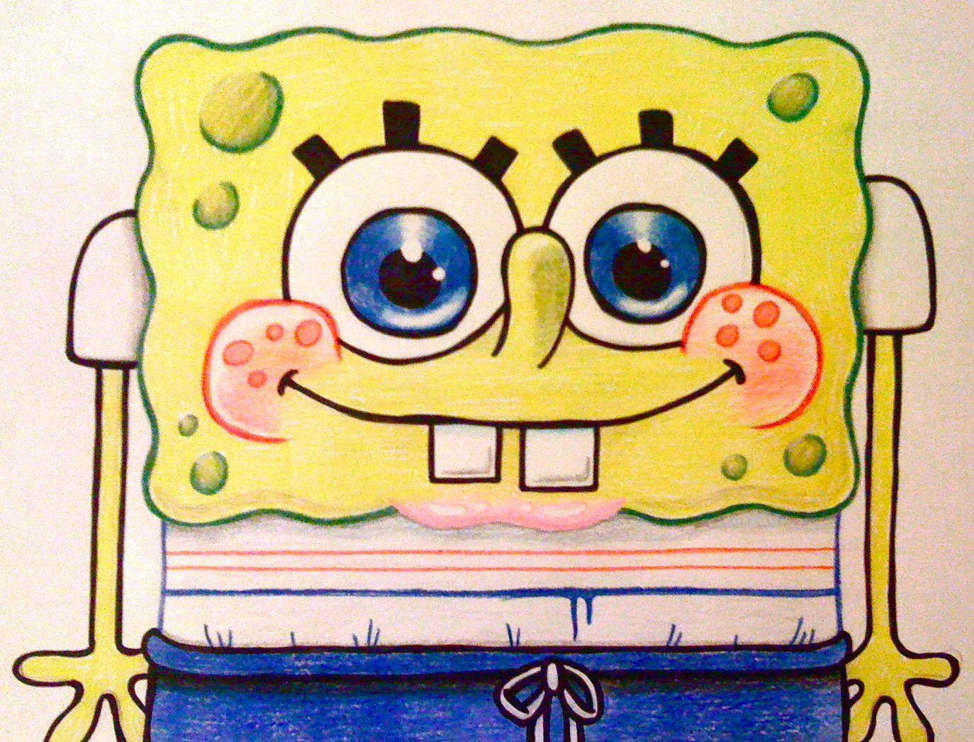 Cute Spongebob Baby Wallpaper 70829 Loadtve