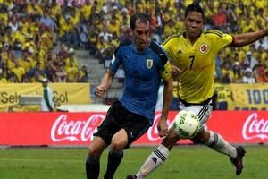 Uruguay hipoteca sus opciones de mantenerse como líder de Clasificatorias con empate ante Colombia - Ahoranoticias.cl (Comunicado de prensa)