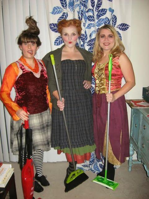 Costumes  sc 1 st  Pinterest & Hocus Pocus Sanderson Sisters Costume | Cosplay | Pinterest ...