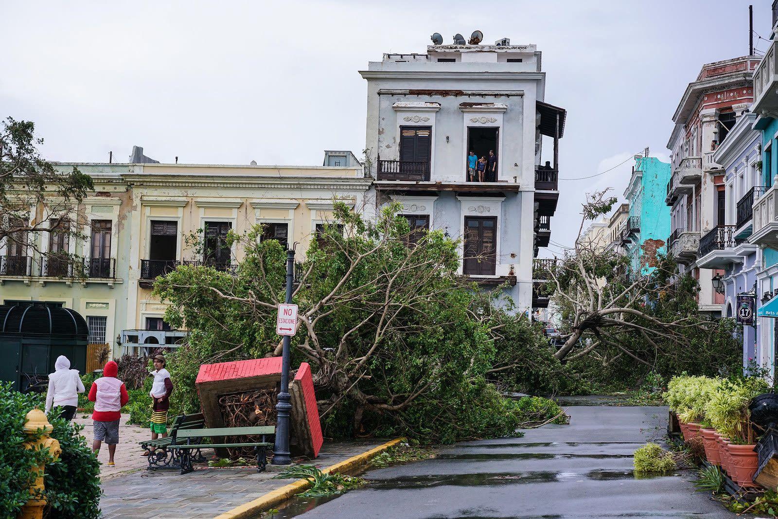 25 Devastating Photos From Hurricane Maria S Impact On Puerto Rico Puerto Rico History Puerto Rico San Juan