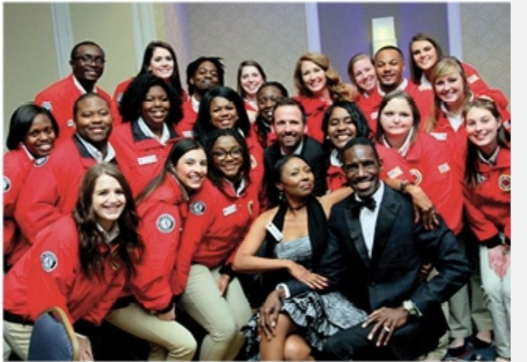 Darrico Harris X Dedicated To Year Of Service With City Year 2017