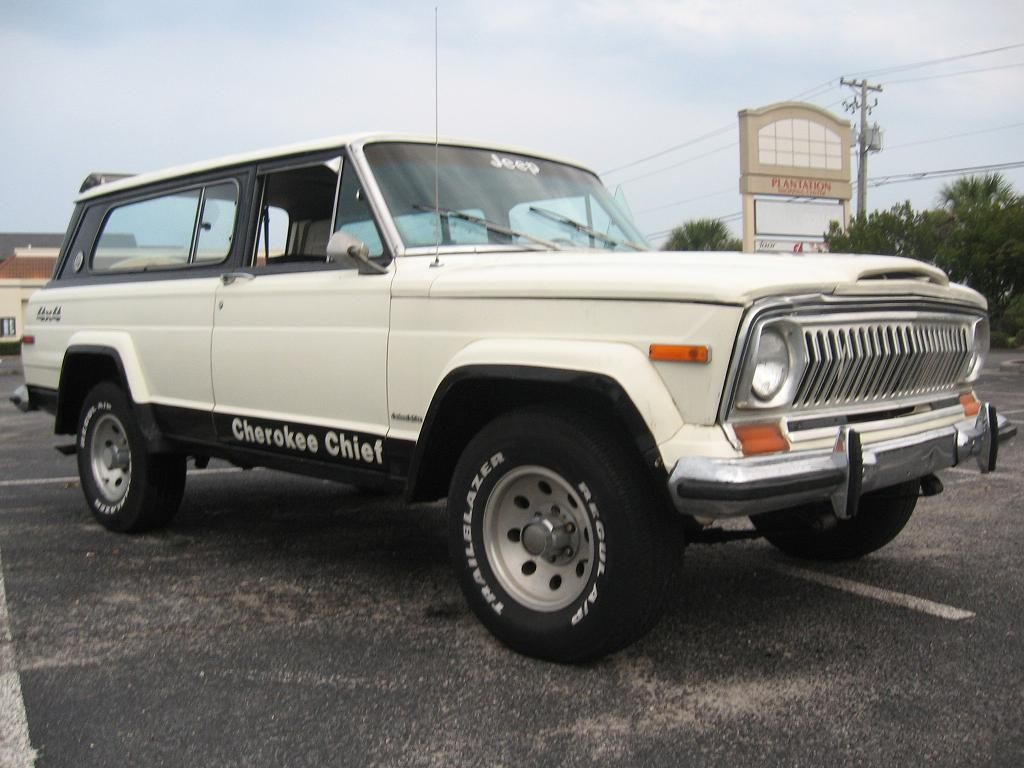 1978 jeep cherokee chief | 4x4's | Pinterest | Jeeps, Cherokee and