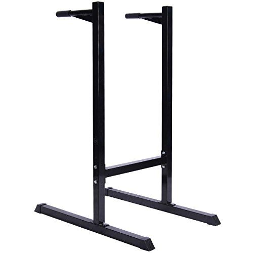 Dip Stand Self Standing Dipping Station Machine Bicep Tricep Shoulder ** You can get additional details at the image link.