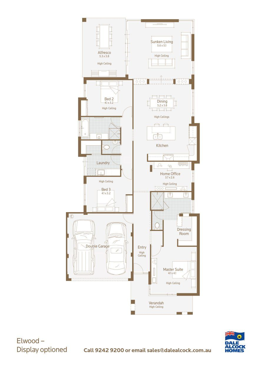 Elwood floorplan strathmore close settlers hills estate baldivis view our range of new luxury display homes in perth stylish design practical living our luxury dale alcock homes have something for the whole family malvernweather Choice Image