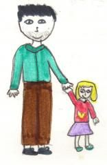 Dibujo de MarieMatagne Cada vez que viene una fecha conmemorativa me lleno más de reflexión que de sentimientos. Cuando me resultaría mejor alinearme a las proclamas de amor hacia los homenajeados que recapacitar donde han fallado. Enfin.. Todavía hay gente que se sigue preguntando: ¿Por qué el Día del padre no tiene la misma connotació...