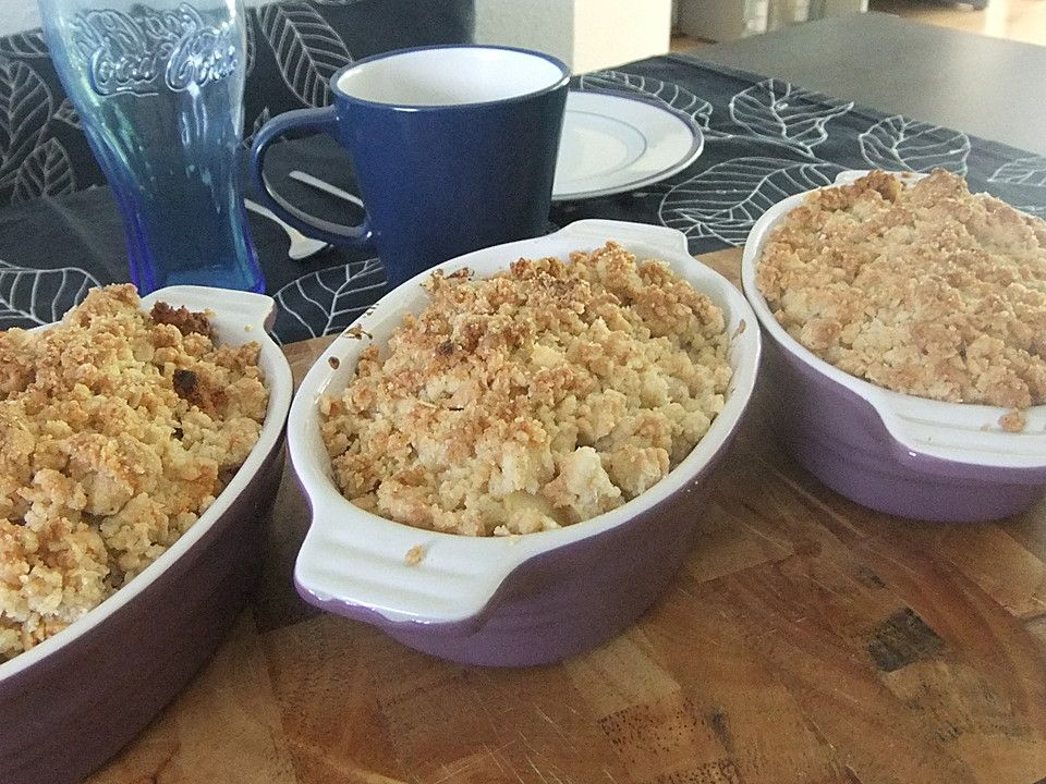 Photo of Crumble de manzana de Mischka | Chef