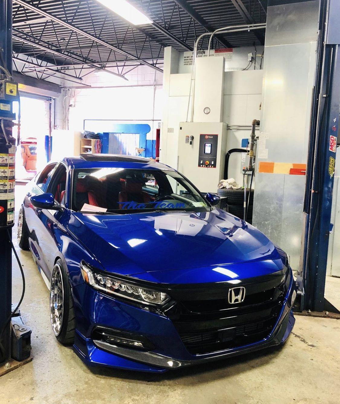 Honda 10th Gen Accord Honda Accord Sport Honda Accord Custom Jdm Honda