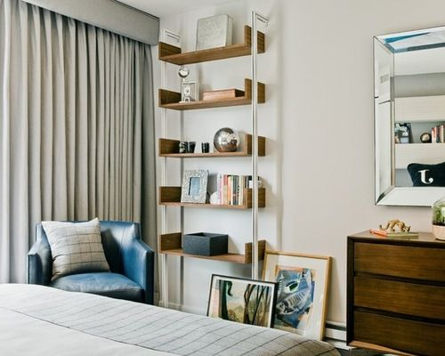 Contemporary Gender Neutral Teen Room Idea In Boston With ... on Beige Teen Bedroom  id=26655