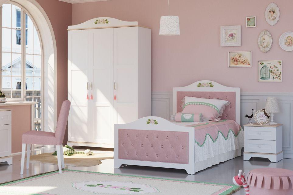 Kinderzimmer Set komplett Katharina 3teilig in 2020