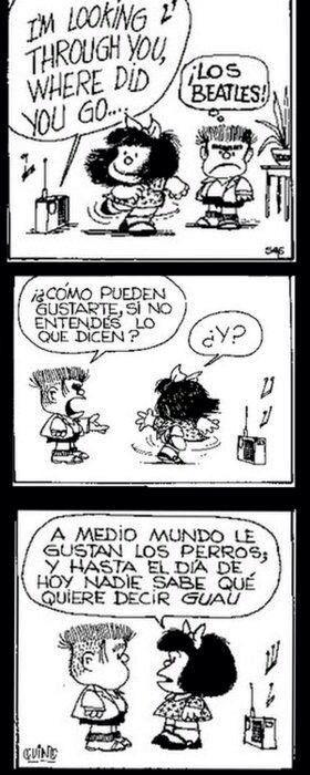 #FrasesDeMafalda