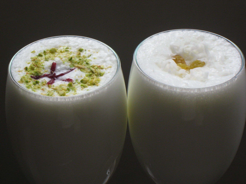 Lassi Indian Yogurt Drink Recipe Interesting Food Recipes Yogurt Drink Recipe Lassi Recipes