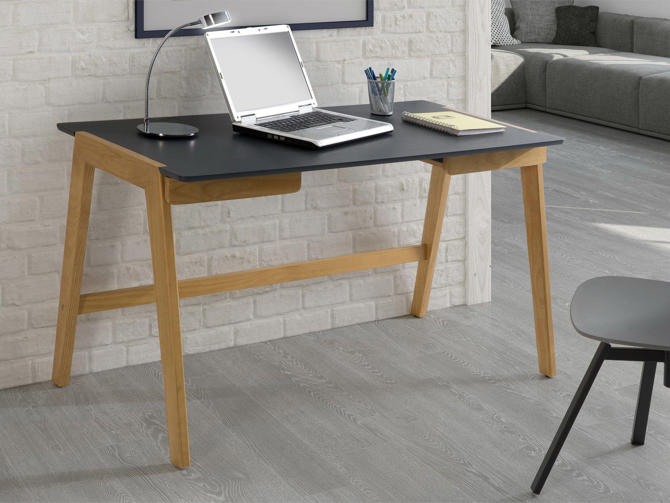 Mbu3292074 0403 2250 P02 Bureau Bois Avec Tiroirs Pietement Massif Longueur 120 Savea Jpg 2250 1688 Furniture Home Decor Desk
