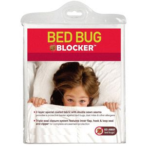 original bed bug blocker zippered mattress protector | mattress