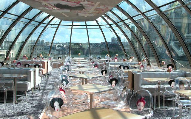 Sex and the city paris restaurant