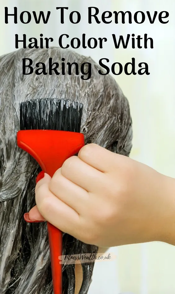 How To Remove Hair Color With Baking Soda Colorstrippinghair In 2020 Baking Soda For Hair Hair Color Remover Bleach Wash Hair