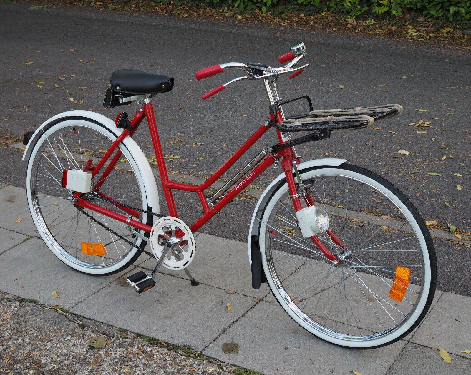 Vintage Royal Mail Postman S Bike Accs Totally Original Stunning Ebay Beautiful Bicycle Bike Vintage