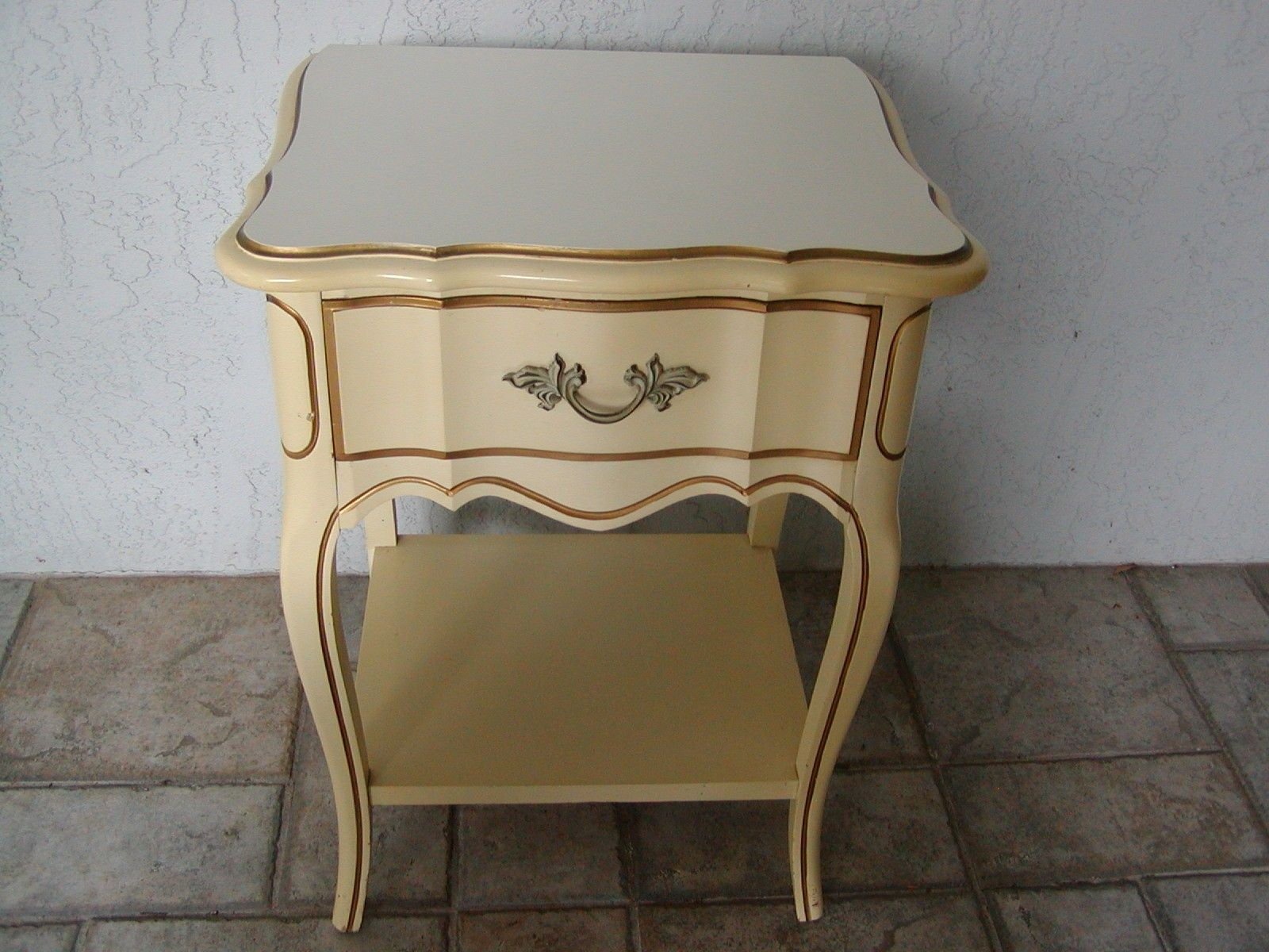 Vintage Dixie Furniture Night Table By Onlinechic On Etsy, $50.00 I NEEEED  One Of These