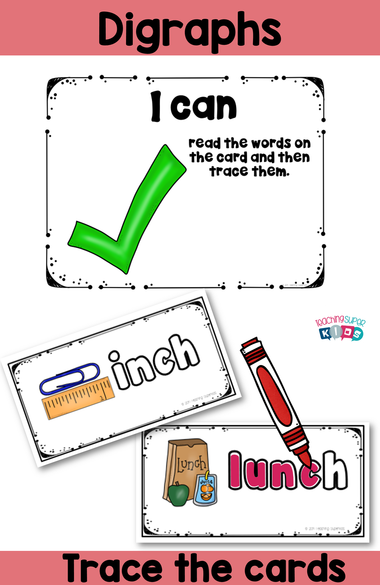 Digraphs Ch Activities And Printable
