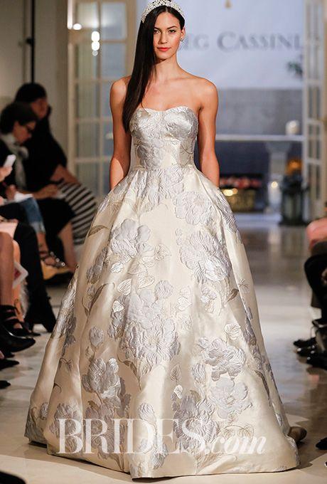 Oleg Cassini Spring 2016 The Bridal Gown Pinterest Wedding