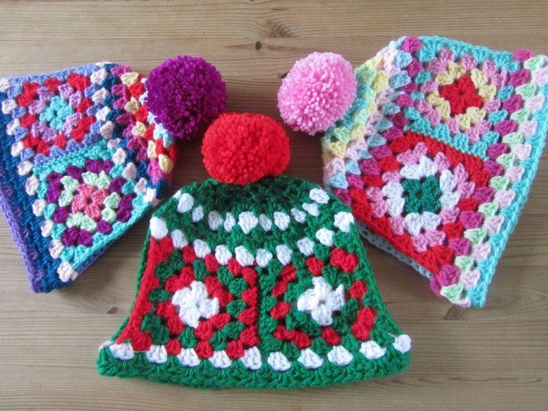 Tea Cosy Trio www.biffsugar.typepad.co.uk | Crochet | Pinterest