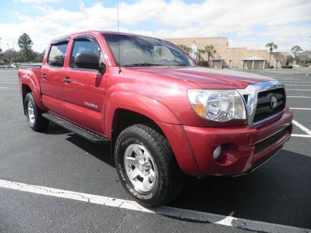 2006 Toyota Tacoma, 92,738 miles, $19,995.