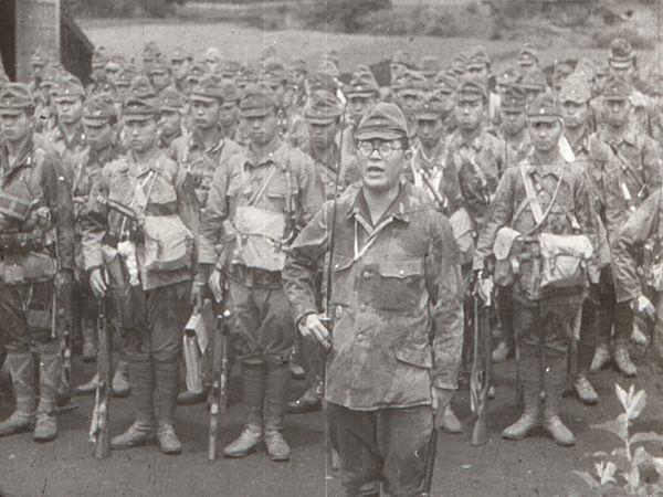 """Imperial Japanese Army Paratroops """"Giretsu Kuteitai"""" 義烈空挺隊 挺進第1連隊 Armory & NWOBHM"""