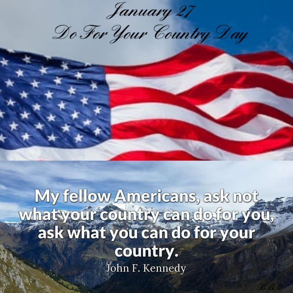 Nationaldoforyourcountryday This Is A Famous Saying In History It