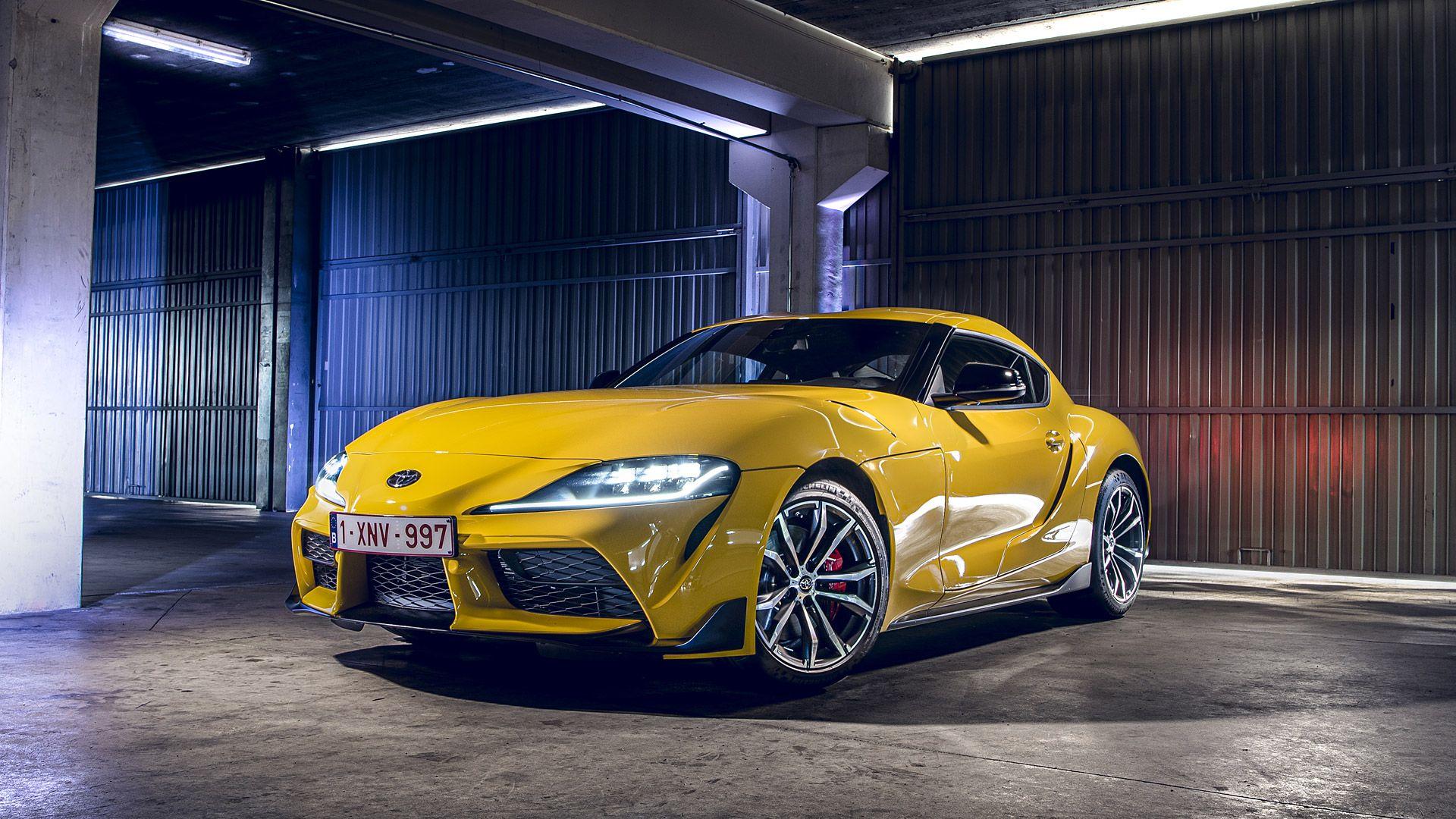 2020 Toyota Supra 2.0 Wallpapers - WSupercars | Toyota ...