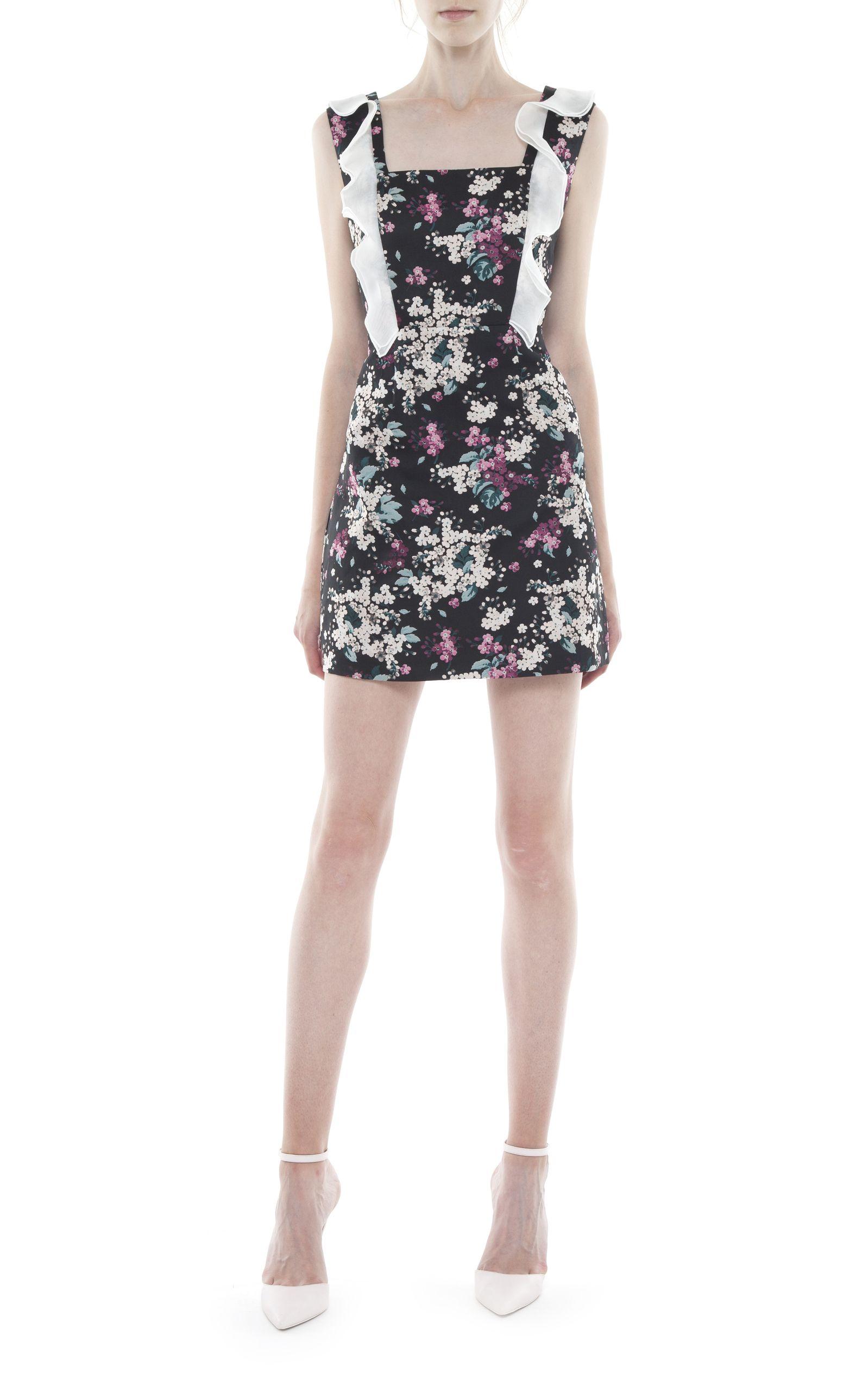 Backless Jacquard Dress by GIUSEPPE DI MORABITO for Preorder on Moda ...