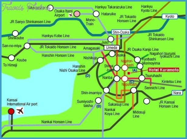 Tourist Places to Visit in Osaka Prefecture - Tripoto