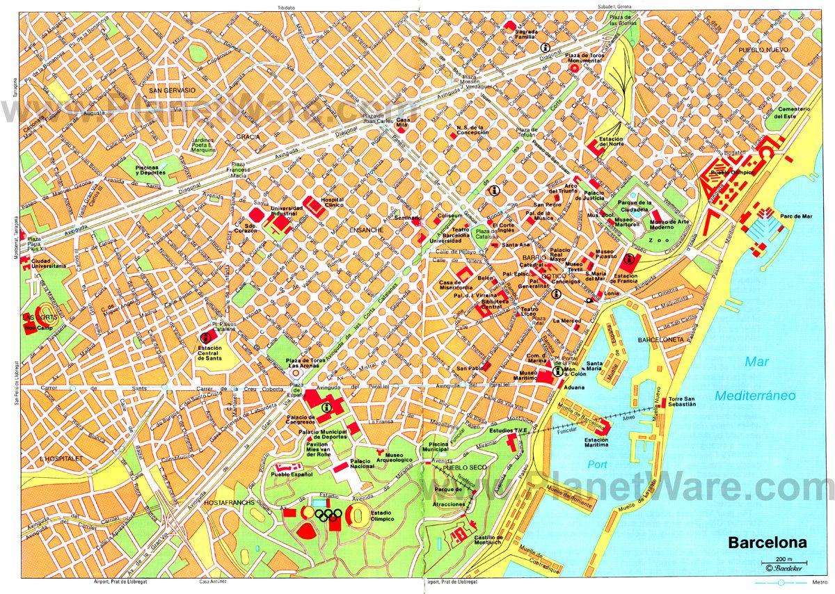 Http Www Planetware Com Tourist Attractions Barcelona E Cat Bar Htm