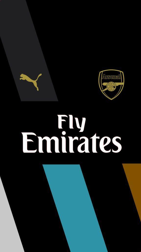 Arsenal Puma Fly Emirates Arsenal Jersey Arsenal Football Wallpaper