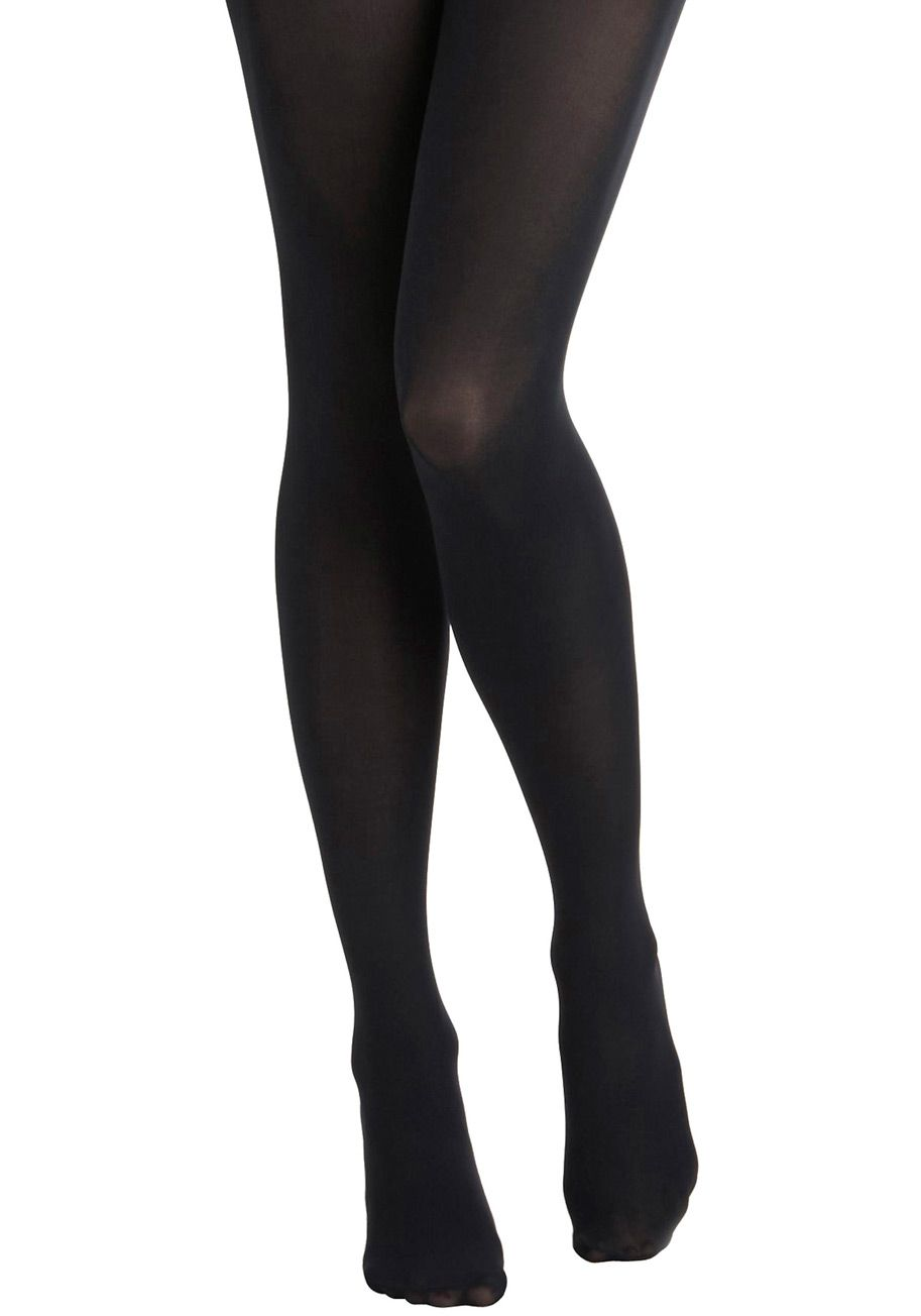 modcloth tights for every occasion in night class $14.99