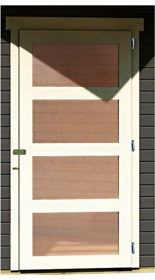 Gartenhaus , Material Fichtenholz »Mühlentrup«, Karibu