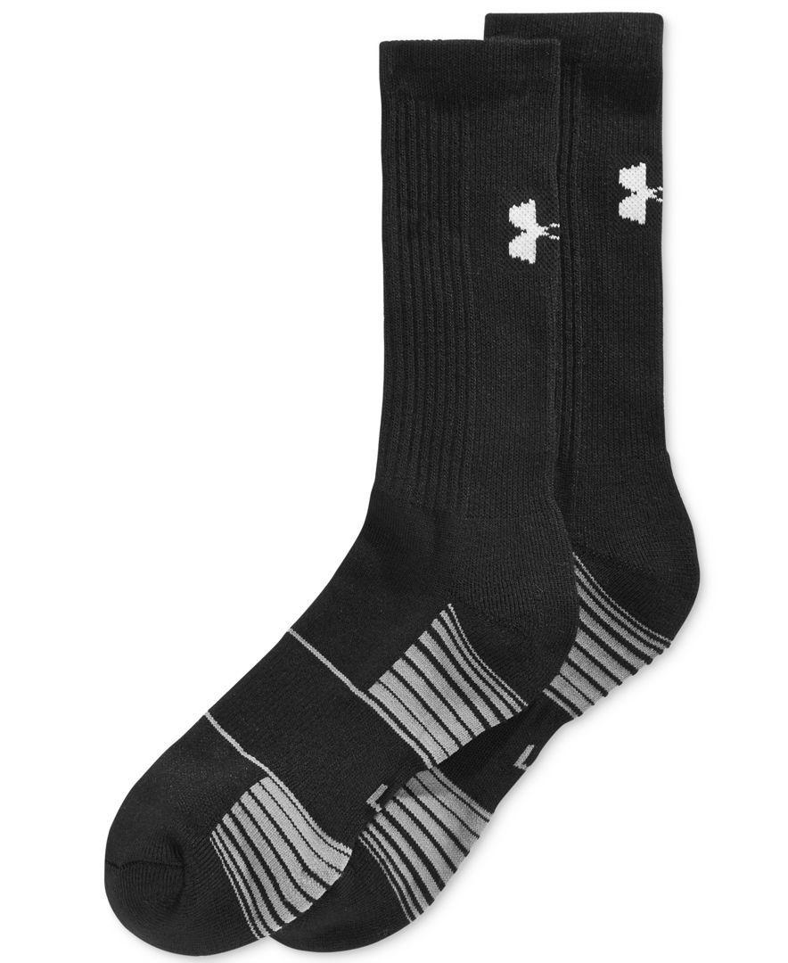Under Armour Men's Team Crew Socks