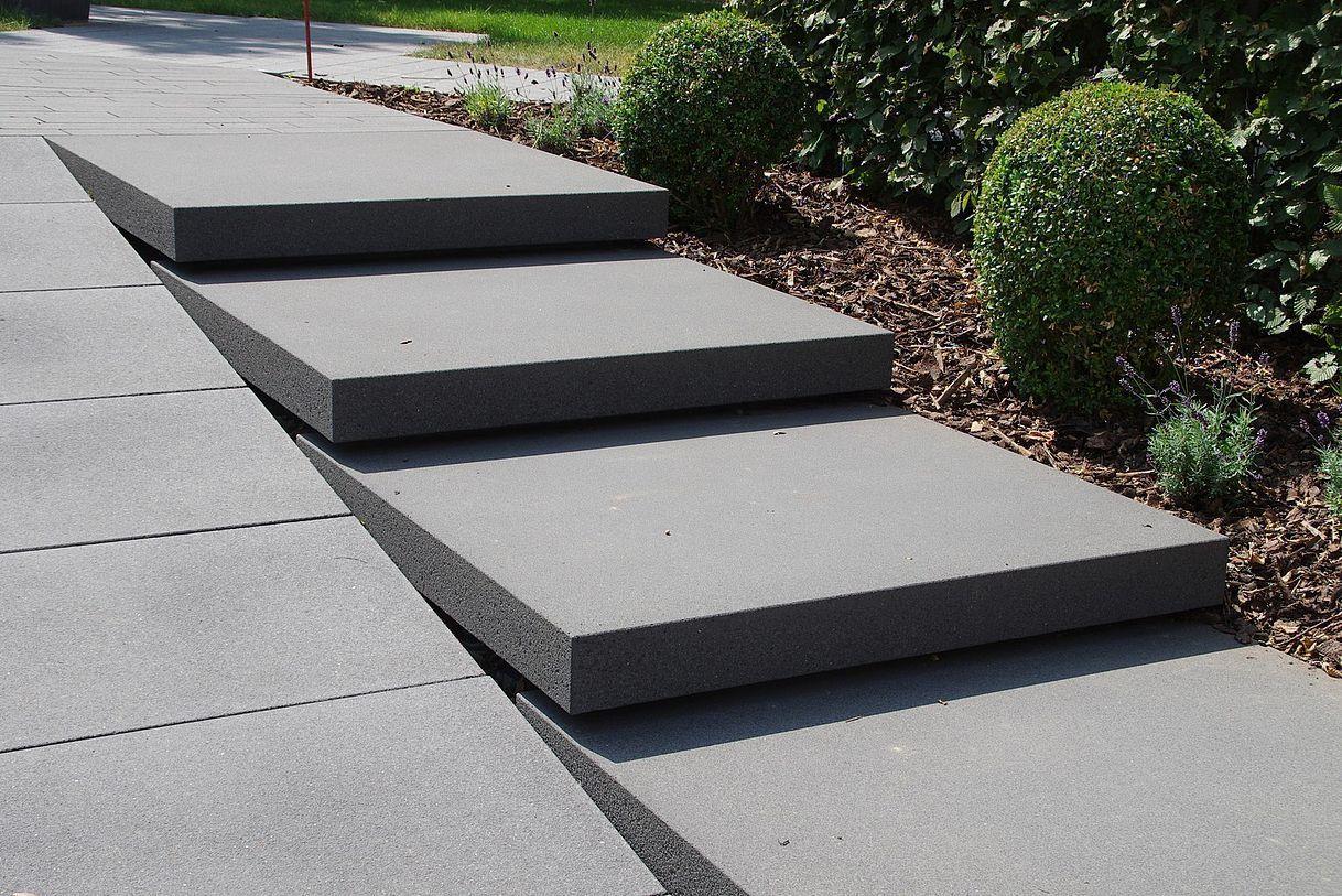 Signo Stufenplatten Rinn Betonsteine Und Natursteine Natursteine Betonsteine Garten Stufen