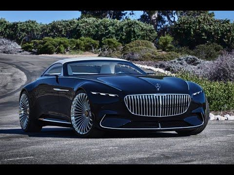 Photo of Mercedes Maybach 6 – electric car