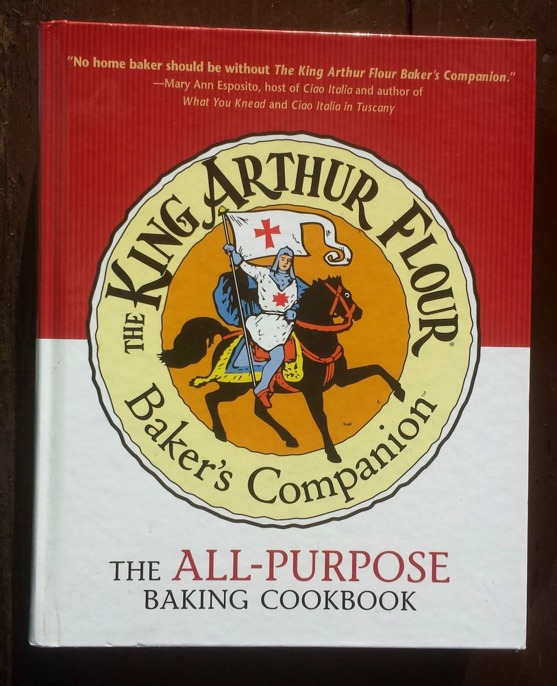 King Arthur Flour Baker S Companion Baking Cookbook Award Winning Hardcover 2003 Baking Cookbooks King Arthur Flour Flour Cookbook