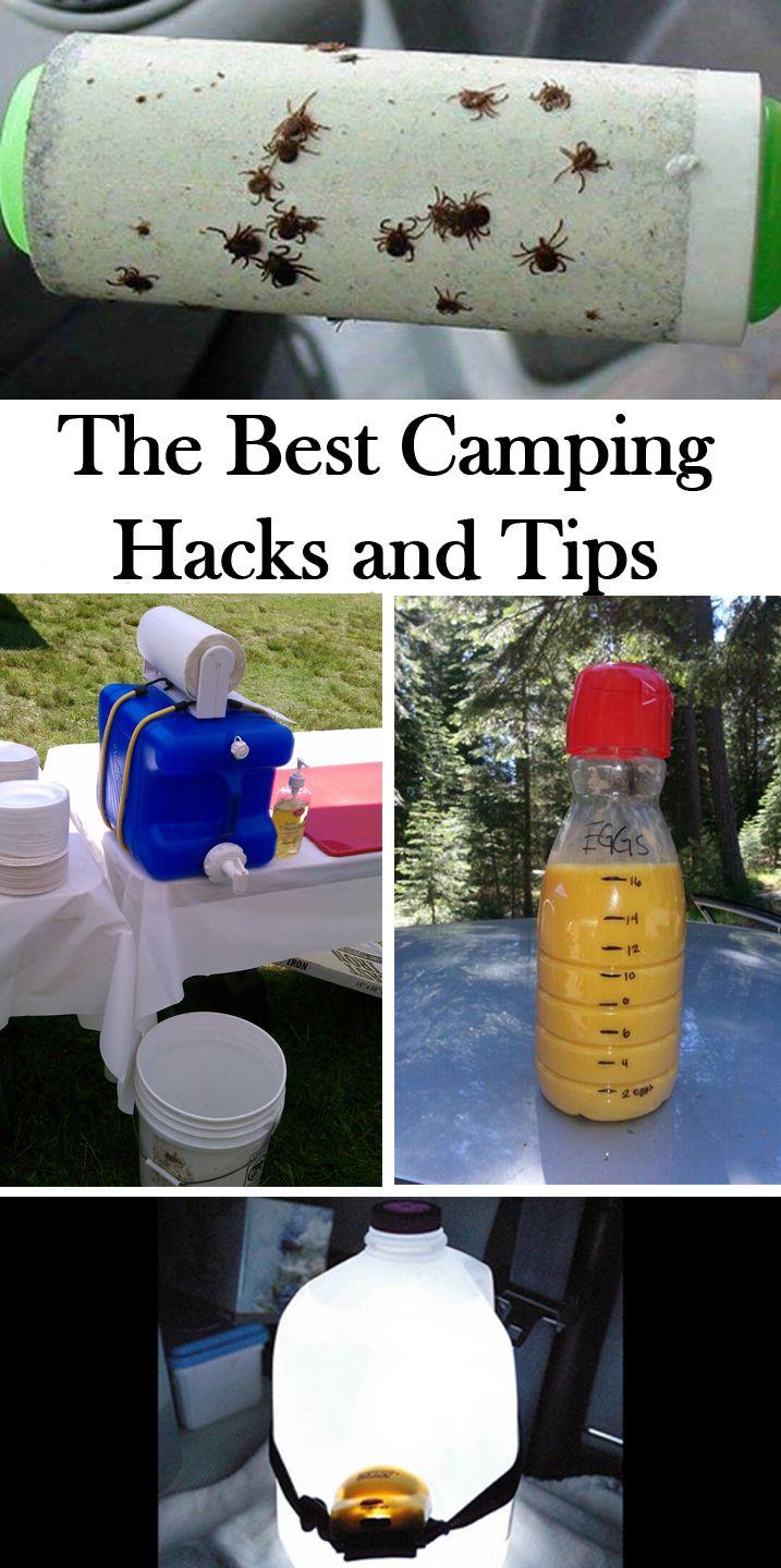 Photo of The Best Camping Hacks and Tips