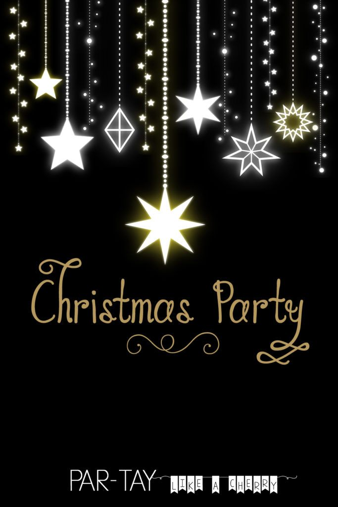 Free Christmas Party Invitation Christmas invitations and Party