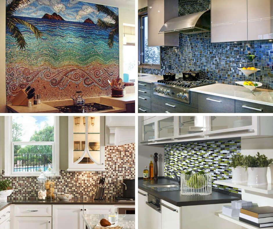 15 Room Designs That Will Make You Want To Have A Secret Passage Too Diy Kitchen Backsplash Designs Mosaic Backsplash Kitchen Mosaic Tile Backsplash Kitchen
