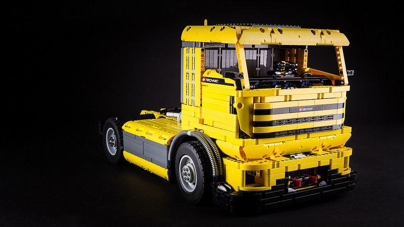 lego technic race truck baumeister 39 s pinterest. Black Bedroom Furniture Sets. Home Design Ideas